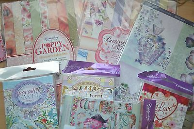 Hunkydory Premium Card Kits, Little Books, Inserts And Adorable Scorable Cardsto