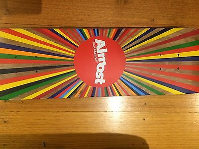 New Pro Skate 'Almost' Skateboard Deck (Globe Distributed)