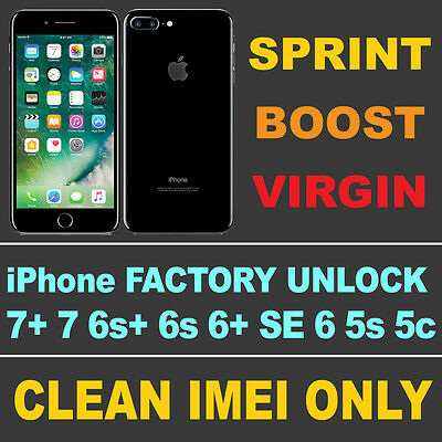 Unlock Sprint Iphone 6s Plus For Free 2017