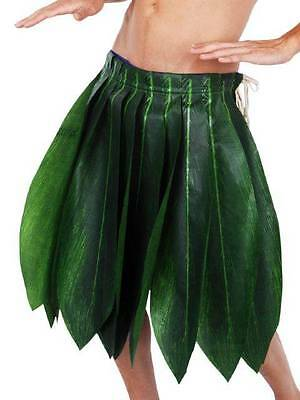 Hawaiian Islander Palm Leaves Skirt For Costume Party