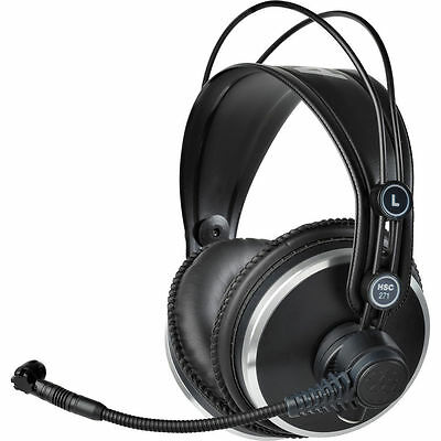 AKG HSC271 combiné micro-casque neuf professional headset brand new