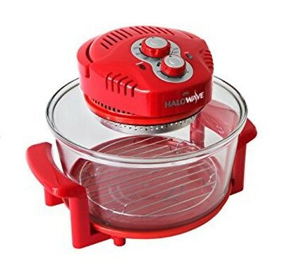 JML Halowave Halogen Oven - Red