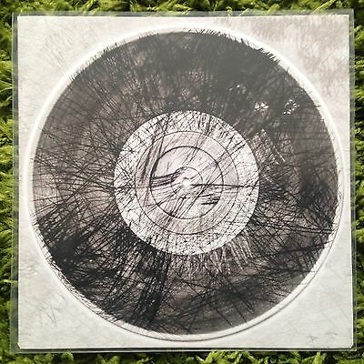 """LEE RANALDO Artifacts (Of You) 7"""" FLEXI CLEAR VINYL /1000 sonic youth wolf eyes"""