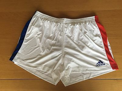 Adidas urban retro (1990's) shorts - white - new with tags