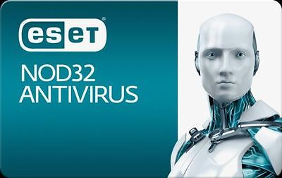 Eset NOD32 Antivirus 2017 V10 - 1 PC 2 Years!