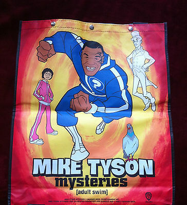 Comic Con Mike Tyson Mysteries bag SDCC 2014