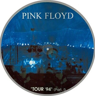 PINK FLOYD - TOUR '94 2LP PICTURE DISK Live