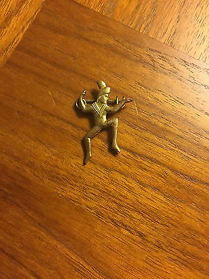Vtg Rare Brownie membership pin/Girl Scouts-1st design 1921-1937 great condition
