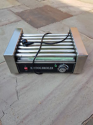 Hot Dog Broiler excellent condition never used