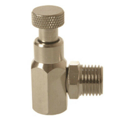 NEW Propellant Can Valve 1/4 BSP outlet from Hobby Tools Australia