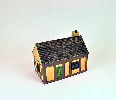 *PAINTED* 28mm TUDOR STYLE HOUSE / BUILDING #5D *NEW*