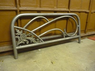 Art Deco Antique Bed End To Restore    Must  Must Collect Bd23 5Eb