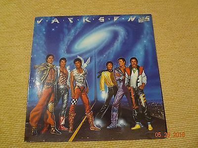 Vynil The Jacksons VICTORY (White dove version - first print)