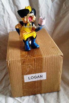 Bad Taste Bears Figurine Logan Special Ed  New in Original Box with all inserts