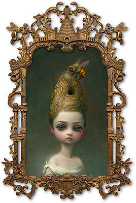 MARK RYDEN Queen Bee Cámara de las Maravillas Exclusive Rare Invitation Invite