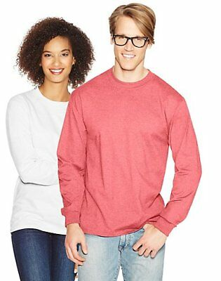 Men's Shirts Hanes Adult Beefy-T Long-Sleeve T-Shirt