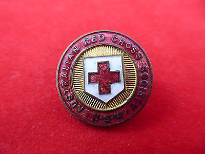 Australian Red Cross Society NSW Badge, by Angus & Coote