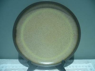 Vintage Denby 'romany' Stoneware Dinner / Serving Plate - England - Vg Condition