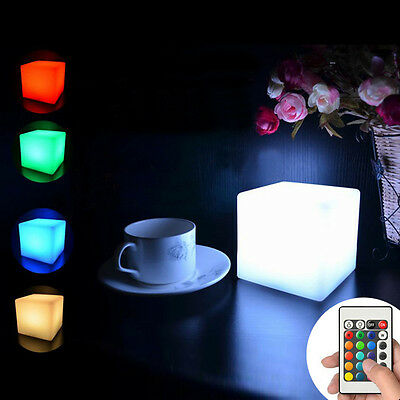 Mr.Go 4-inch Fun Dimmable LED Night Light Mood Lamp w/Remote for Kids and Adults