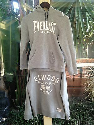 Boys Or Girls Size 12 Everlast Hoodie Size Small Elwood Jumper Great For Winter