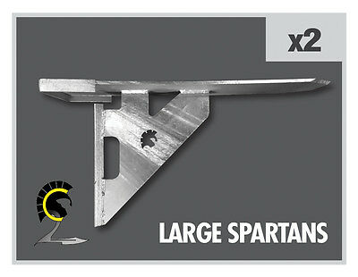 x2 New LARGE strong acrow prop attachment for your boys or mates