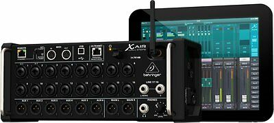 Behringer X AIR XR18 18-Channel Digital Mixer for iPad/Android