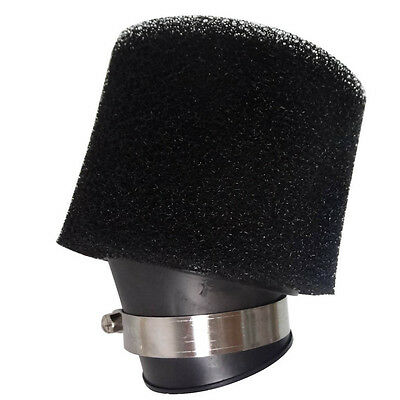 45mm Air Filter Fit 140cc 150cc Engine Carburetor Pit Dirt Bike Motorcycle ATV