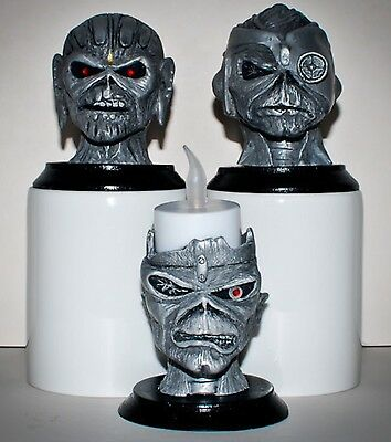 Iron Maiden Eddie - Statuette Started Pack Of 3 Statuettes