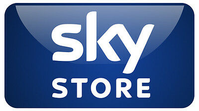 Sky Store Voucher Coupon - RRP £14