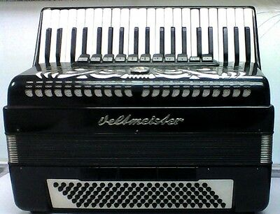 Weltmeister 120 Bass Accordion (Believed to be Caprice) for project/repair