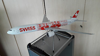 "SWISS International Air Lines | BOEING 777-300 | ""FACES"" 