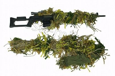 Russian Spetsnaz Ghillie Tape Rifle tactical Disguise Camo by SSO SPOSN