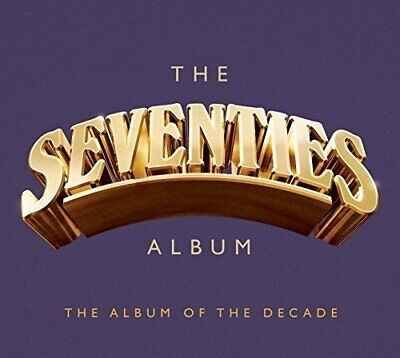 Various Artists - The Seventies Album - Various Artists CD 9UVG The Cheap Fast