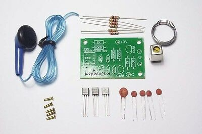 Tiny AM Radio Receiver KIT DIY Electronic Education Simply Homebrew Project