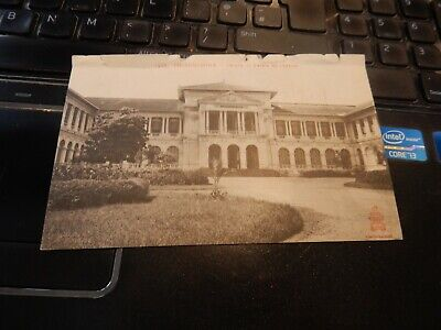 Cochinchine Saigon Palais De Justice   Orig Edwardian Postcard   Vgc Law Lawyer
