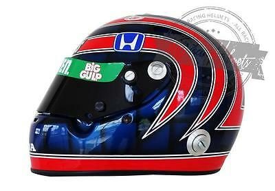 Tony Kanaan Indianapolis Indy 500 Full Scale Replica Helmet