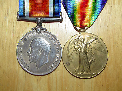 WW1 British Medal Group named to Rifle Brigade nice