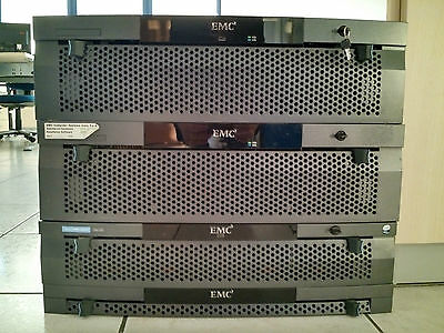 EMC CLARiiON CX4 120, 2 DISK ARRAY ENCLOSURES, STANDBY POWER SUPPLY REFURBISHED