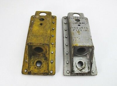 RAF Hawker Hunter Aircraft Pair of Jacking Pad Adapters