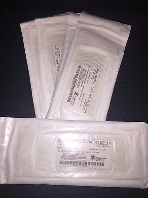 NEW LOT OF 5 ZIMMER DERMACARRIERS II Skin Graft Carrier 2195-14 6 To 1 Ratio