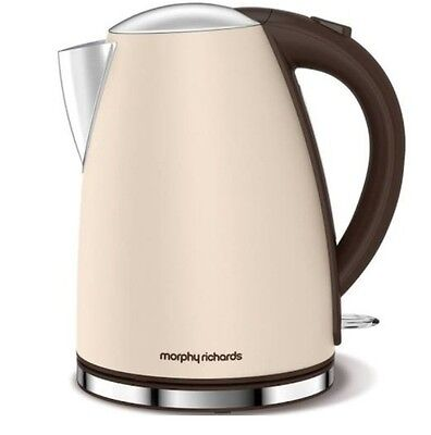Morphy Richards Accents Kettle  Sand