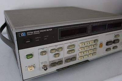 Hewlett-Packard Noise Figure Meter Hp 8970A S/n :  2222A00499