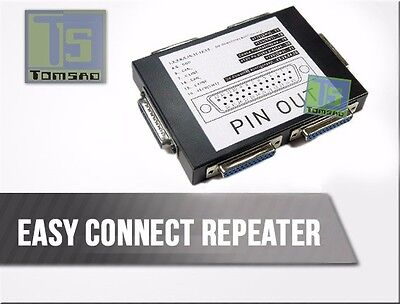 Easy Connect Repeater - Connect ecu ,diagnostic tester can gateway and others