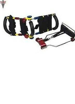 Adult REEL Splint 8801 Traction & Extrication Tactical System Unused Condition
