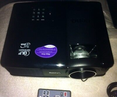 Benq Video Beam Model Mp515  With VGA cable 15 Mts Used 8 Hours
