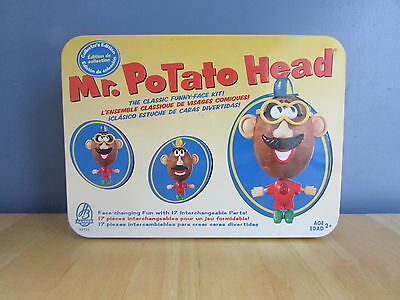 Mr. Potato Head 50Th Birthday Collector's Edition Kit 2001 100% Complete