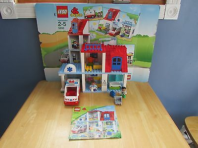 Lego Duplo Doctor's Clinic 5695