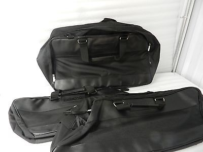 2014 2015 2016 2017 Harley Touring Saddlebag Liners W/case New Take Off