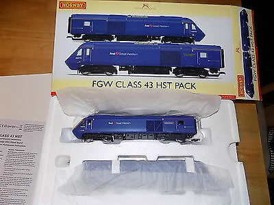 Hornby R3478 Fgw Class 43 Hst Pack Boxed