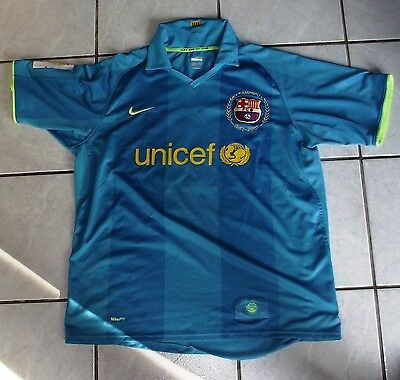 Maillot de football  Nike Barcelone Thierry henry 14 2007 Taille